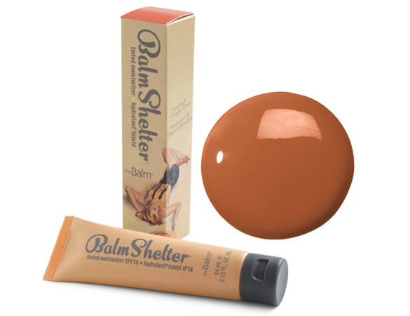BalmShelter Tinted Moisturizer - After Dark