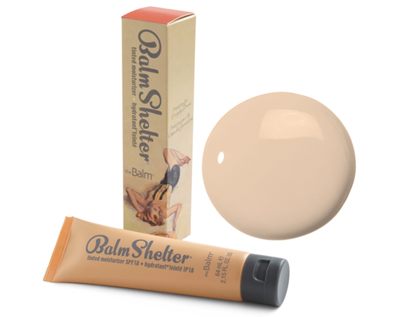 BalmShelter Tinted Moisturizer - Lighter than Light
