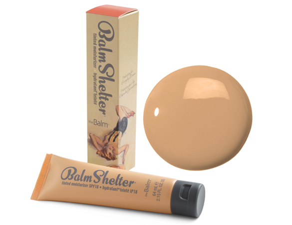 BalmShelter Tinted Moisturizer - Light/Medium
