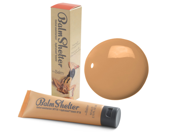 BalmShelter Tinted Moisturizer - Medium/Dark