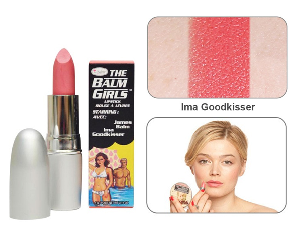 theBalm Girls - Ima Goodkisser