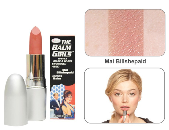 theBalm Girls - Mai Billsbepaid