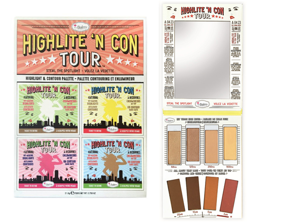 Highlite N Con Tour