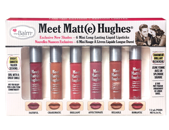 Meet Matte Hughes Mini Kit 2