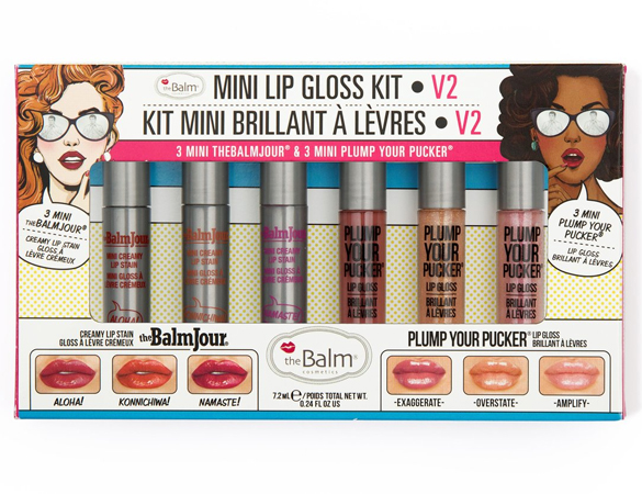 Mini Lip Gloss Kit Vol.2