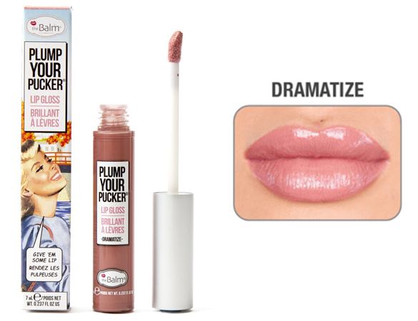 Plump Your Pucker - Dramatize