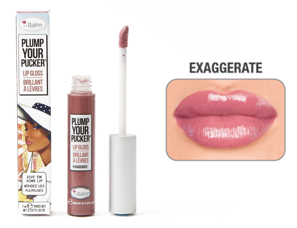 Plump Your Pucker - Exaggerate
