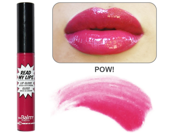 Read My Lips - POW!