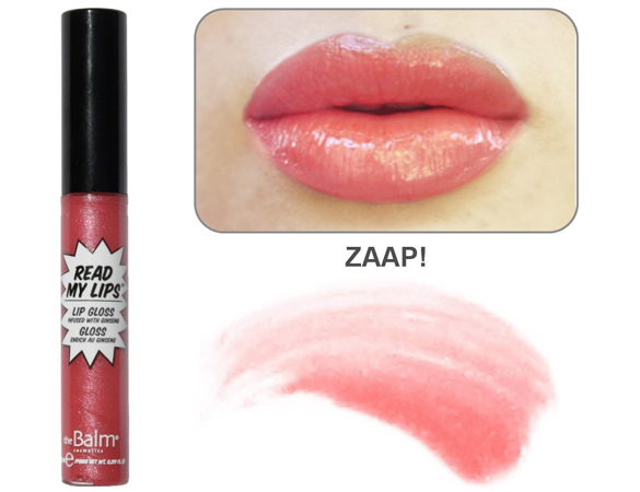 Read My Lips - ZAAP!